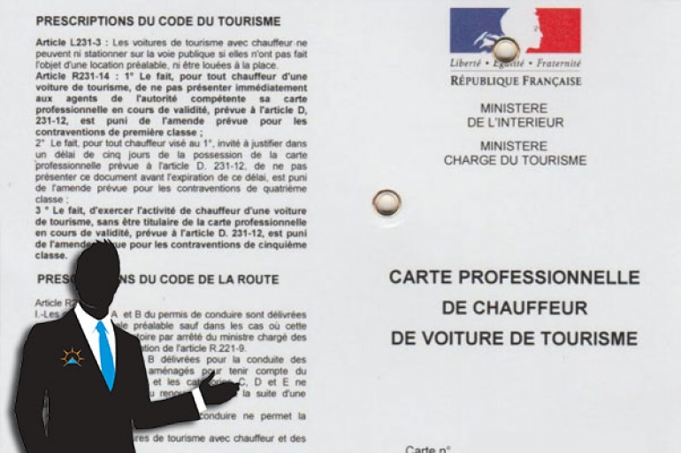 Obtenir Son Permis VTC Paris